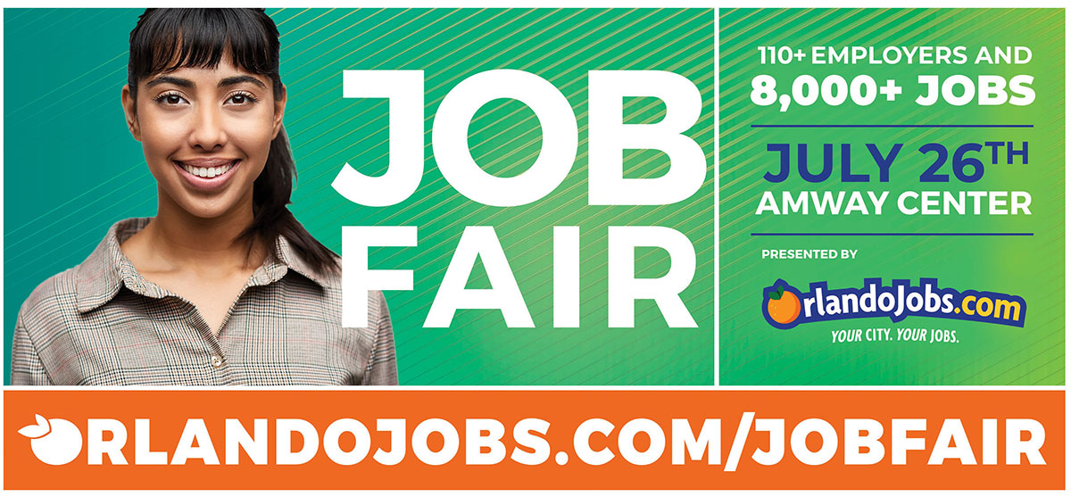 OrlandoJobs Job Fair 2019